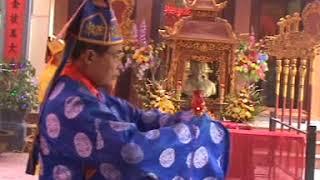 Khanh thành từ đường cành 4 Trần Lý tộc thôn Văn hải - Đông Phong -