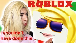 FIGHTING KIDS ON ROBLOX UNTIL I GET BANNED *pulling a Larray*