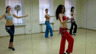 Solo tabla, workshop of RINA (Irina Demidova).Talisman BellyDance Club