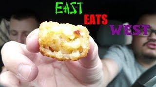 Burger King Bacon Cheesy Tots Review