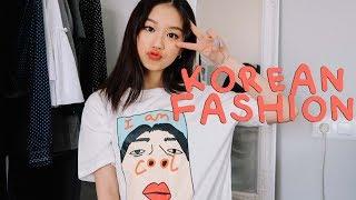 KOREAN FASHION HAUL | Yesstyle