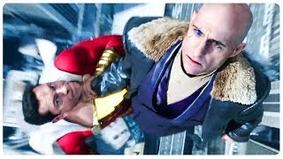 Shazam Vs Doctor Sivana - Full Fight Scene - SHAZAM (2019) Movie CLIP HD