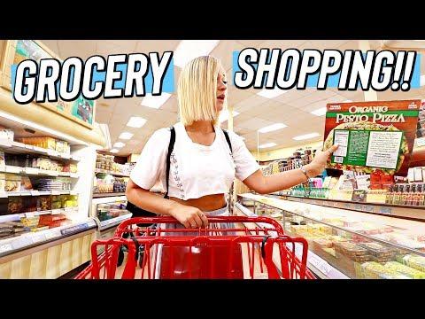 Download GROCERY SHOPPING W/ ALISHA!! Mp4 baru