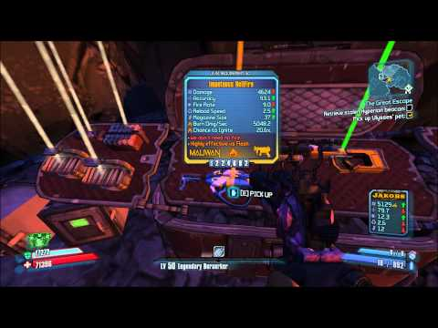 Borderlands 2: Ridiculous Legendary Glitch