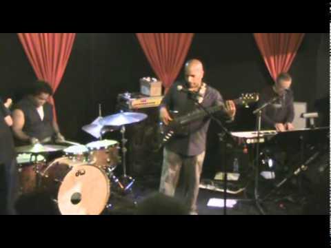Herman Matthews on drums - Coco Montoya