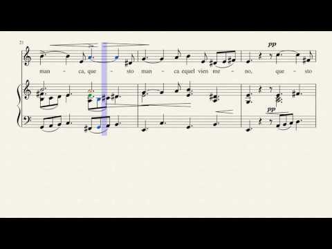 Скарлатти Алессандро - Spesso vibra per suo gioco