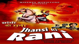 Jhansi Ki Rani (English) - Super Hit Hindi Movie