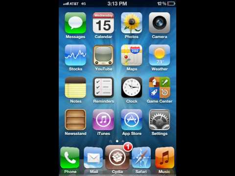 How to convert your iPod Touch 4g into iPhone 4