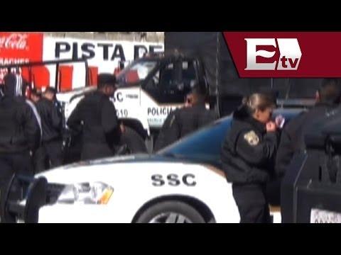 Refuerzan seguridad en Toluca por Cumbre de Líderes de América del Norte/ Titulares de la tarde