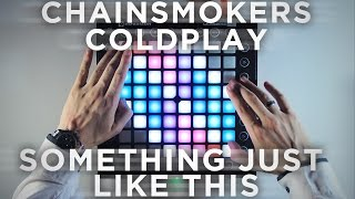 download musica The Chainsmokers & Coldplay - Something Just Like This Beau Collins Re Launchpad CoverRe