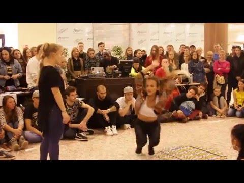 DHI Preselection Siberia 2015  Final Battle Pro 1*1  Kate vs  Gaika win