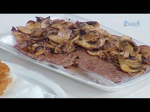 بوفتيك مقلي- بيكاتا بالمشروم - شاورما اللحمه | حلقه كاملة | الشيف #نونا #الغالي_يرخصلك