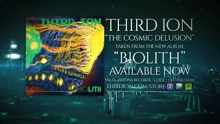 THIRD ION - Cosmic Delusion (Lyric Video)