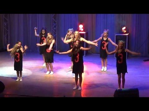Танцы Хип Хоп. Танцующая молодежь Dance School SOL