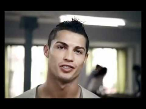 Cristiano Ronaldo NEW Commercial 2011/2012