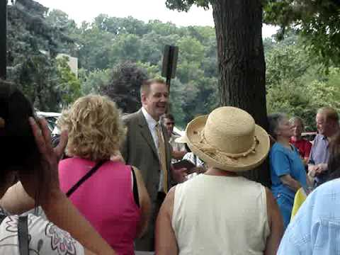 Patients First Bus Tour Allentown Scott Ott Speaks about LIBERTY