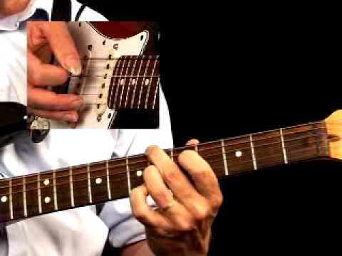Jump Blues Guitar Lesson - Matthieu Brandt - Solo