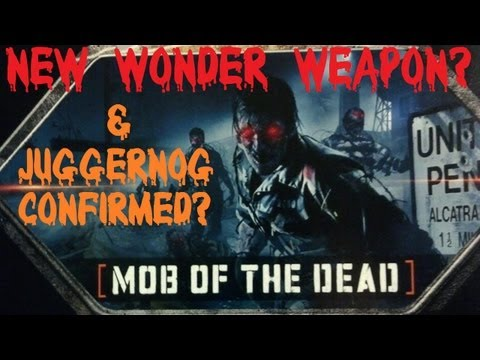 Mob of the Dead: NEW Wonder Weapon and Perks Confirmed?!?!