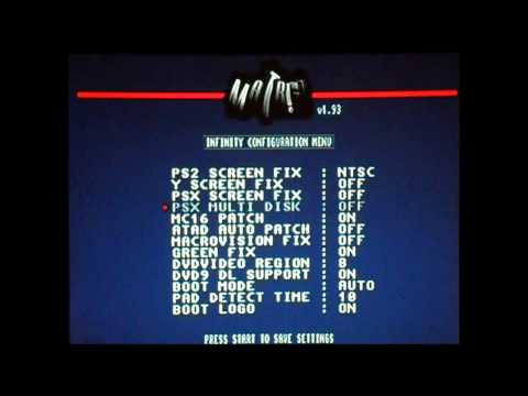 Cuales son y como configurar las opciones del chip matrix PS2