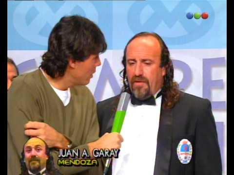Campeonato Del Chiste, Mendoza, Cacho Garay, Cortito - Videomatch