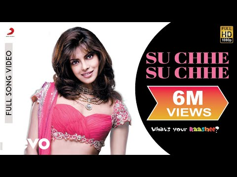 Su Chhe - What's Your Rashee? | Priyanka Chopra | Harman