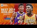 Donovan Mitchell BEST Highlights & Moments from 2018-19 NBA Season! Future MVP!
