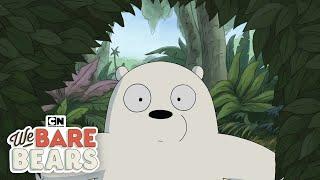 We Bare Bears | Baby Bears Escape the Island! | Cartoon Network