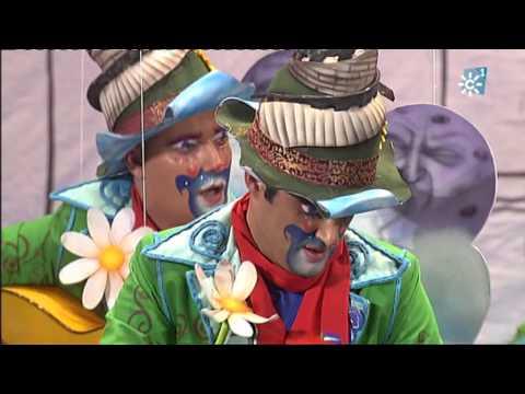 Comparsa - Los Válidos | Actuación Completa en SEMIFINALES | Carnaval 2013