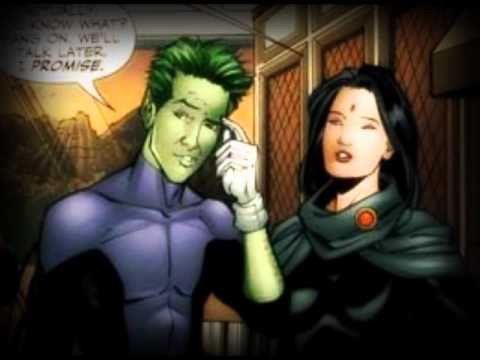 Raven And Beast Boy Relationship Beast Boy Raven She Will be