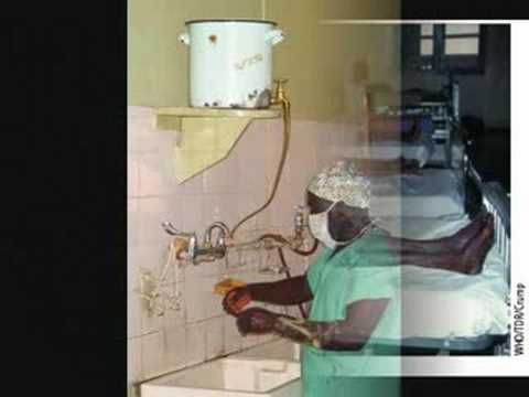 Perceptions of a Typical African Hospital