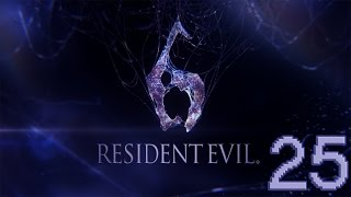 Let's Play-Resident Evil 6-Jake Chapter 3-1-and suddenly China...and half naked Sherry