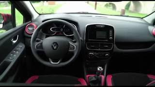 2016 New Renault CLIO Sedan - Interior Design | AutoMotoTV