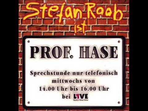 Stefan Raab - Professor Hase - Apotheke
