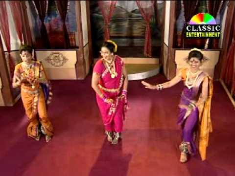 Jau Aapan Dogh-marathi New Latest Love Folk Dance Video Song Of 2012 By Vaishali video