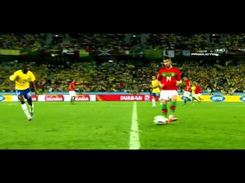 Cristiano Ronaldo in World Cup 2010