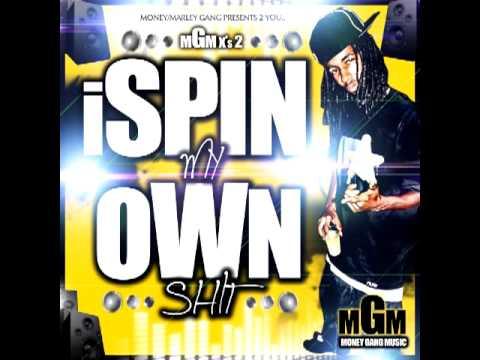 DJ TRACK STAR - THRU THIS PAPER (#ISPINMYOWNSHIT)