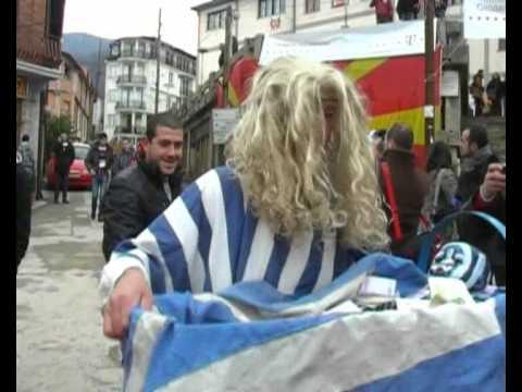 Vevčani Carnival - Macedonia