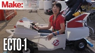 Power Racing Team Hellamatics' Ecto-1