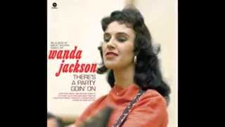 Watch Wanda Jackson Its Only Make Believe video