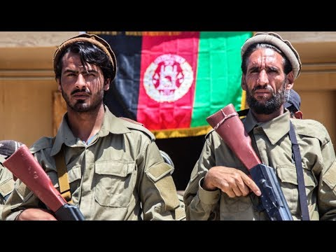 Afghan forces take the lead for Afghanistan
