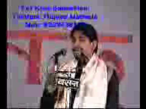 Hasya Kavi Dr Sunil Jogi Ji At Kavi Sammelan, Lucknow video