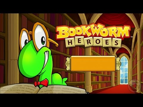 Bookworm Heroes - iPhone & iPad Gameplay Video