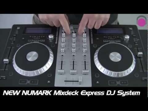 Numark Mixdeck Express Overview   agiprodj.com