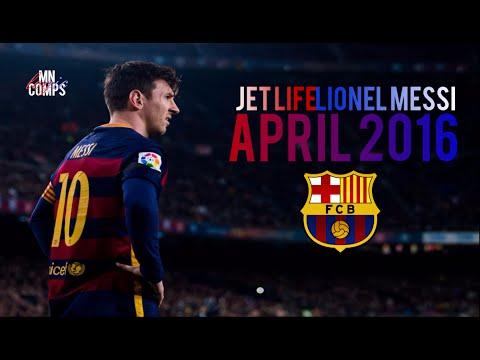 Lionel Messi ● Skills & Goals ● April 2016