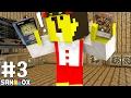 유희왕팩을 뜯었는데.. 엑조디아카드가 나왔다?! [마인크래프트:타임머신상황극 #3] Minecraft - Role play [김뚜띠]