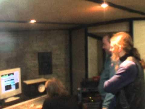 Легион - Голос (работа в студии)