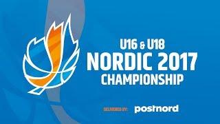 Швеция до 16 : Исландия до 16