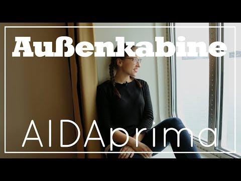 AIDAprima - Außenkabine - AIDA