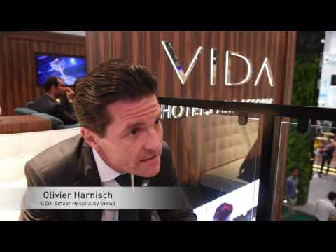 Olivier Harnisch, chief executive, Emaar Hospitality Group