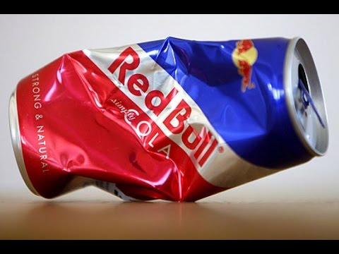 Энергетики - Red Bull - не окрыляют, а убивают!